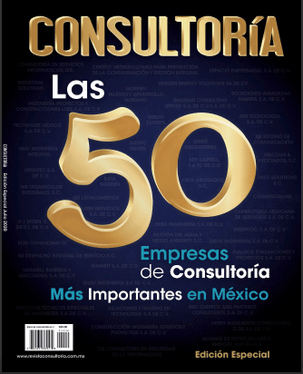 EdEsp50Empresas2020 - EDICIÓN ESPECIAL: LAS 50 EMPRESAS DE CONSULTORIA MAS IMPORTANTES EN MEXICO 2020