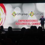 """Emprendedores buscando el cambio"" 4to Congreso Nacional,"