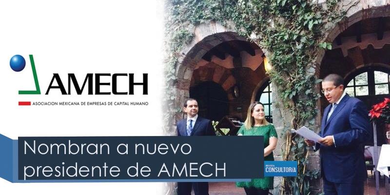 Nuevo presidente de AMECH, 2017-2018