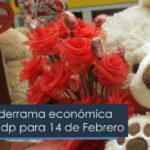 Aumentan de ventas para este 14 de febrero