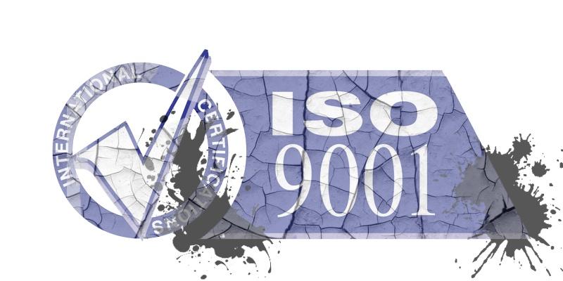 ISO 9001 mal