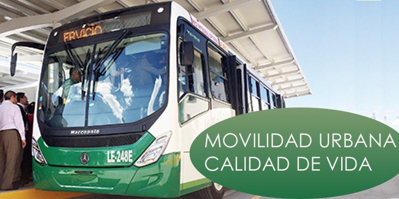 La movilidad urbana eleva la calidad de vida de los mexicanos