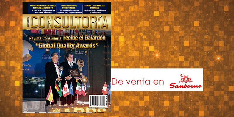 Revista Consultoría recibe el galardón Global Quality Elite