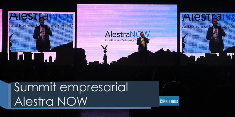 "Summit empresarial ""Alestra NOW"""