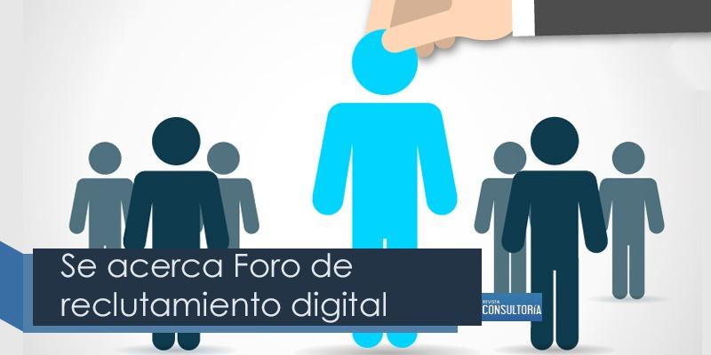 foro reclutamiento digital
