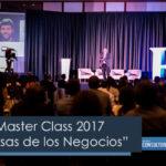 """Master Class 2017 """"30 Promesas de los Negocios"""""""