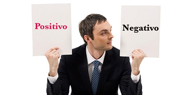 Positividad como clave de éxito