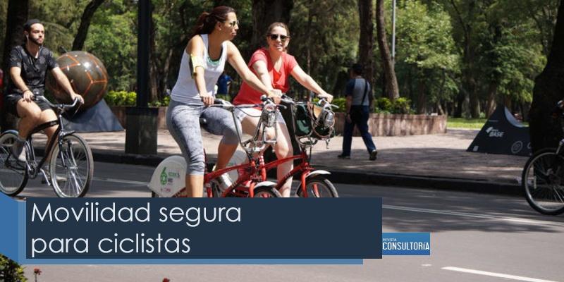Movilidad segura para ciclista - Movilidad segura para ciclistas