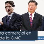 La guerra comercial en manos de la OMC