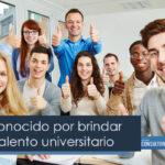 TSC es reconocido por brindar apoyo al talento universitario mexicano