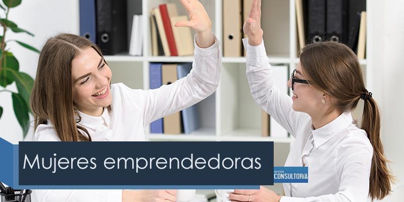 mujeres emprendedoras - Mujeres emprendedoras