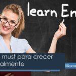 Inglés, un must para crecer profesionalmente
