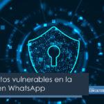 Cuatro puntos vulnerables en la seguridad en WhatsApp
