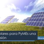 Paneles solares para PyMEs una gran inversión