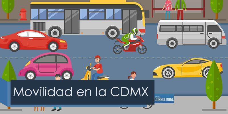Movilidad en la CDMX - Movilidad en la CDMX