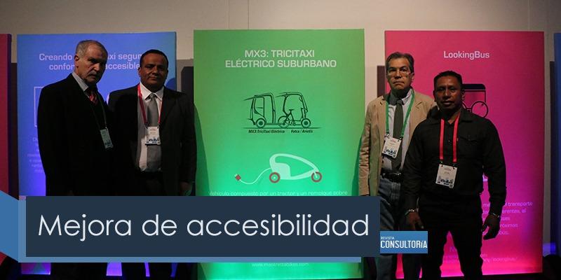 Mejora de accesibilidad - Mejora de accesibilidad