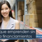 Mujeres que emprenden sin acceso a financiamientos