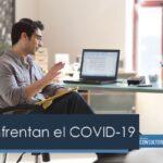 Pymes enfrentan el COVID-19
