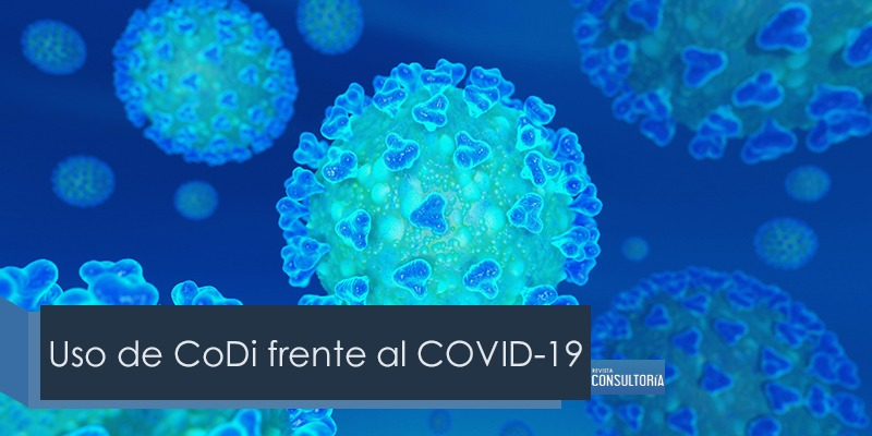 Uso de CoDi frente al COVID-19