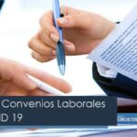Consulta Convenios Laborales por COVID 19