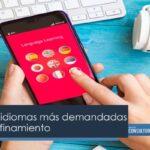 Las apps de idiomas más demandadas durante confinamiento