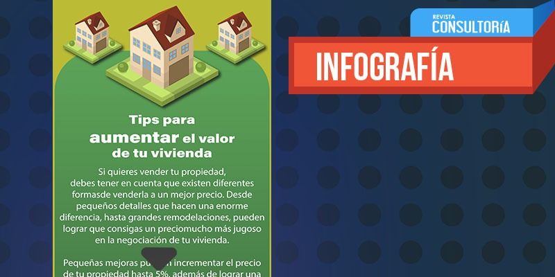 TipsValorvivienda - Tips para aumentar el valor de tu vivienda