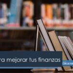 3 libros para mejorar tus finanzas