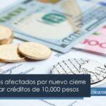 Micronegocios afectados por nuevo cierre podrán solicitar créditos de 10,000 pesos