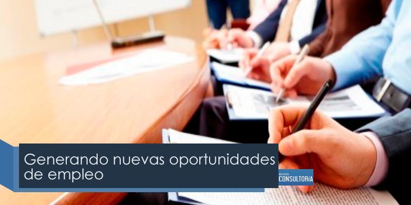 nota1a - Generando nuevas oportunidades de empleo