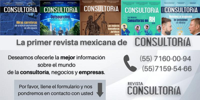 La primer revista mexicana de - Contáctenos