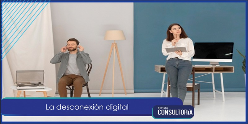 desconection - La desconexión digital